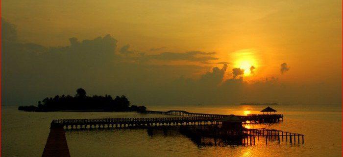 Pengalaman ke Pulau Tidung ( Jembatan Cinta, Tidung Kecil, Tidung Besar )