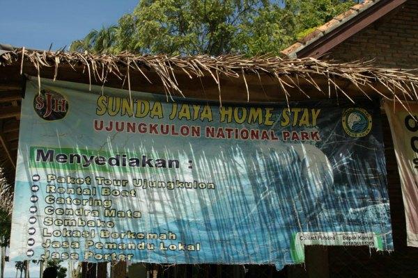 Sunda Jaya Homestay - Ujungkulon