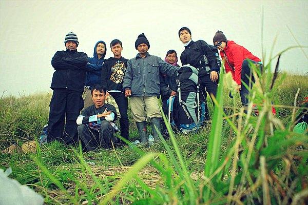 Foto Rombongan dulu :)