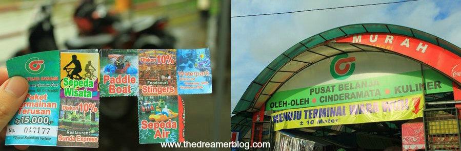 Rekreasi di Taman Wisata Matahari, Puncak Bogor