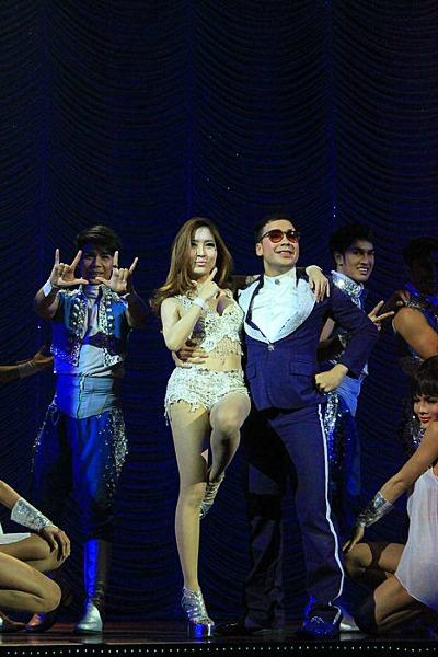 Oppa Gangnam Style