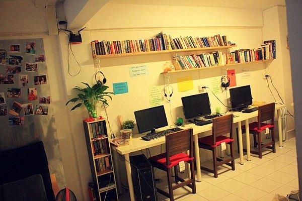 Computer Zone De Talak Hostel