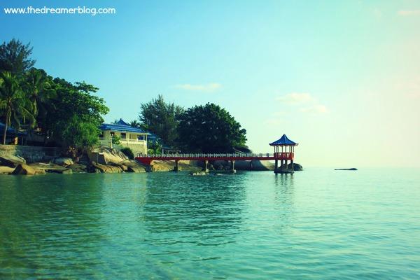 Pantai Indah dan Eksotis di Bangka ( Tanjung Pesona, Teluk Uber, Matras )