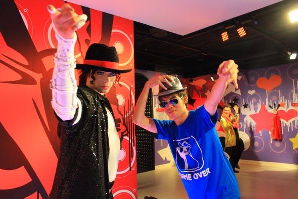 Michael Jackson - Madame Tussauds Bangkok