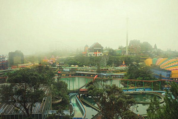 Outdoor Theme Park - Genting Highland