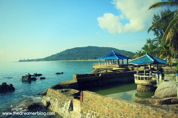 View Pantai Tanjung Pesona