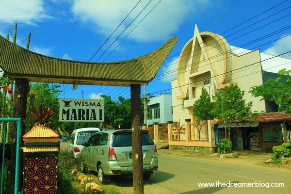 Penginapan Murah di Toraja ( Wisma Maria 1 )