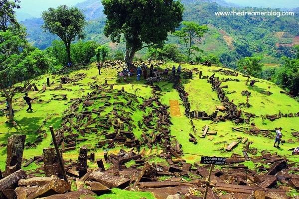 Situs Gunung Padang, Wisata Alam yang Indah dan Bersejarah Tinggi