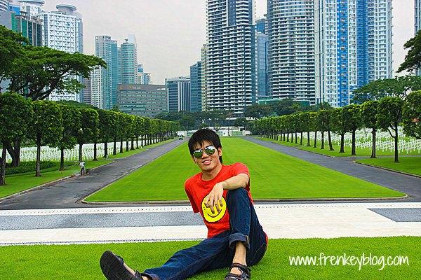 Hari 1 : Manila – Seoul ( Manila American Cemetery, Ninoy Aquino Airport, Incheon Airport )