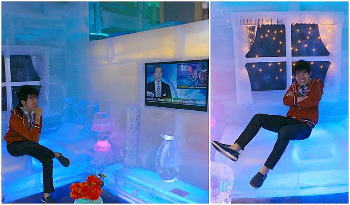 Ice Museum Photo