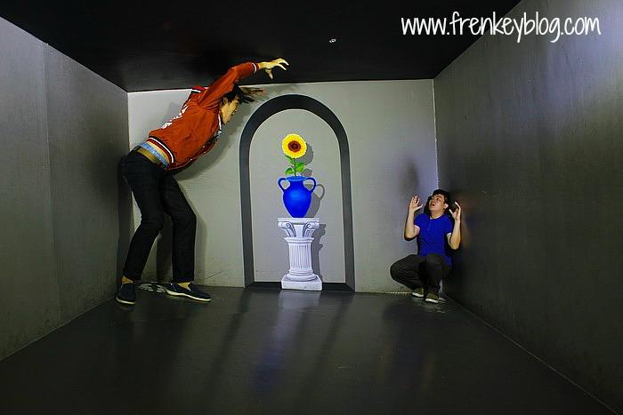 Trick Eye Museum Photo