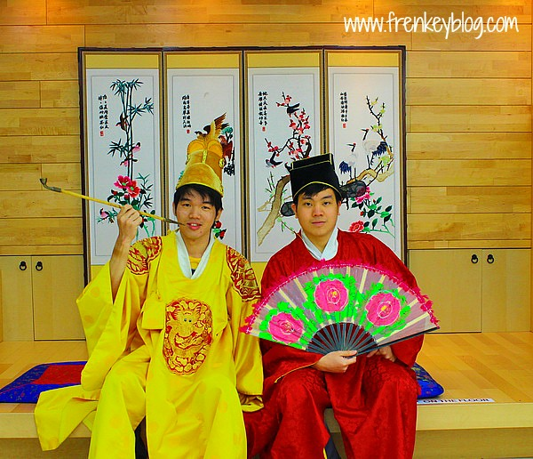 Hari 8 : Free Hanbok Experience, Bus Seoul to Sokcho
