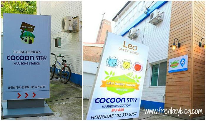 Review Hostel Murah di Seoul – Leo Guesthouse Hongdae