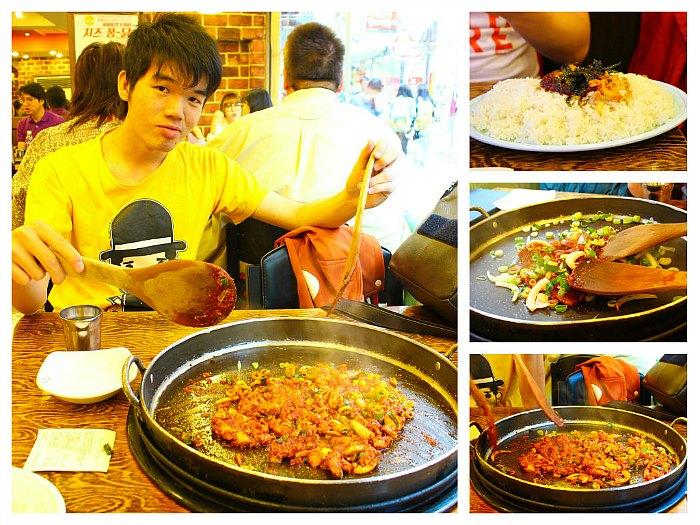 3 Porsi Nasi Goreng di Yoogane