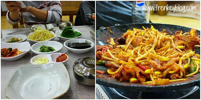 Seafood Sokcho - 13000 Won