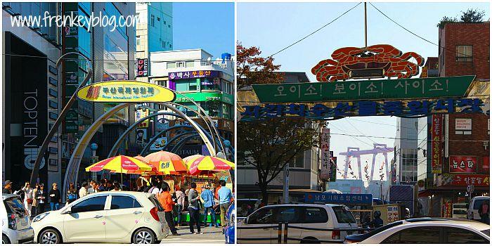 Busan International Film Festival dan Jagalchi Fish Market