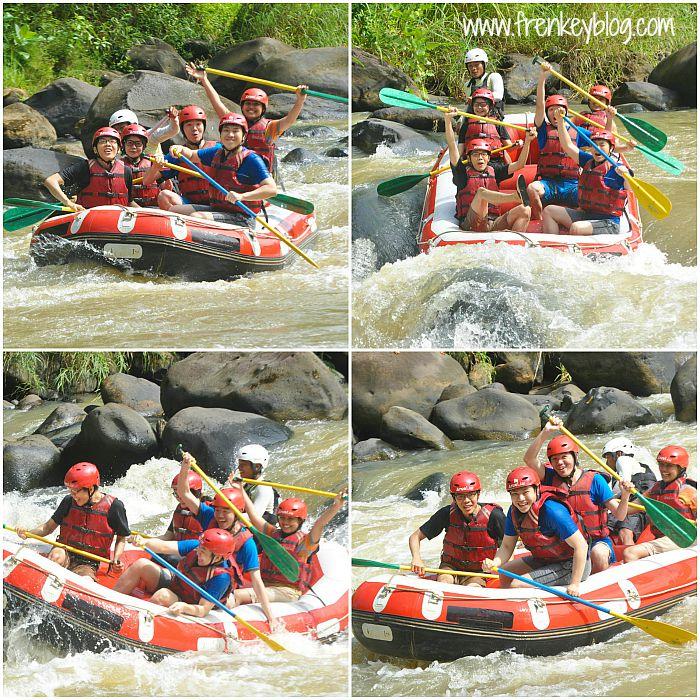 Rafting ( Arung Jeram ) Citarik