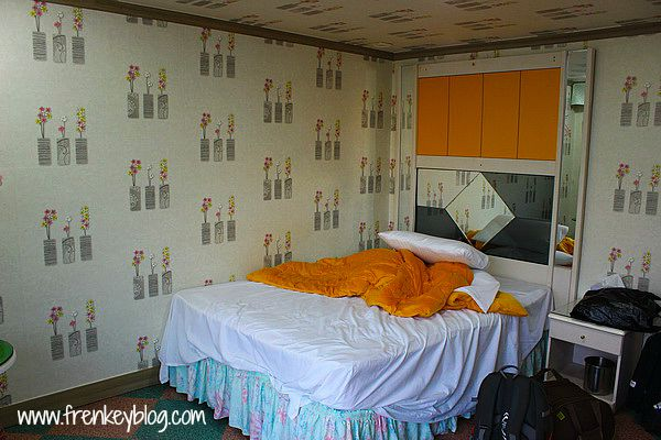 "Kamar Tipe ""Double Room"" - Motel Rocustel"