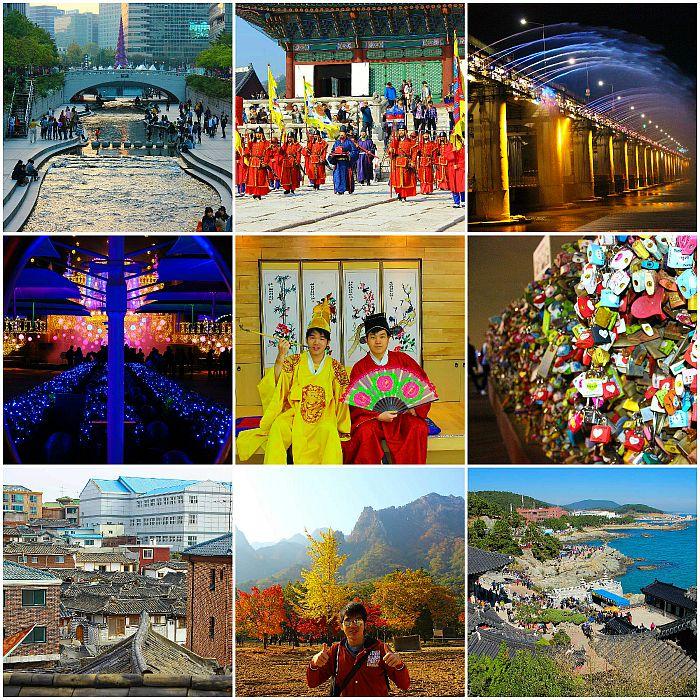 Pengalaman Travelling Keliling Korea Selatan