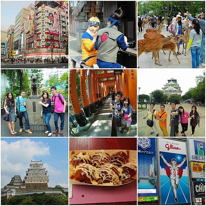 Pengalaman Jalan-Jalan ke Jepang 10 hari 6 Kota