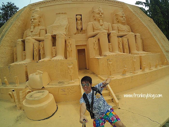 ABU SIMBEL TEMPLE - Egypt