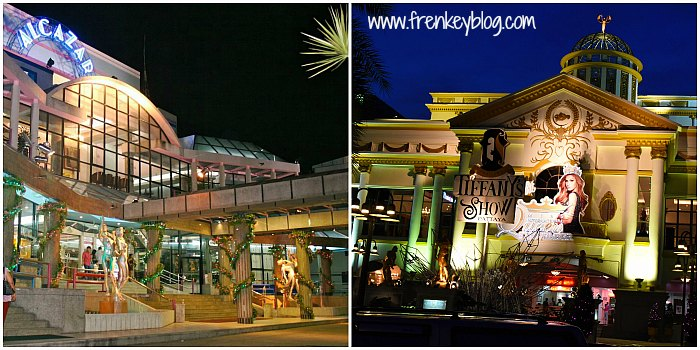 Gedung Alcazar dan Tiffany Show - Pattaya