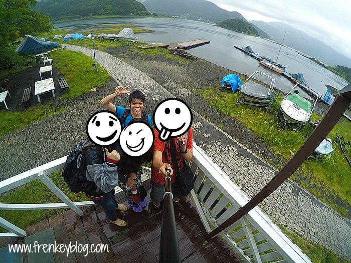 Hari 2 : Senang sekaligus Sebel Pergi ke Kawaguchiko Lake