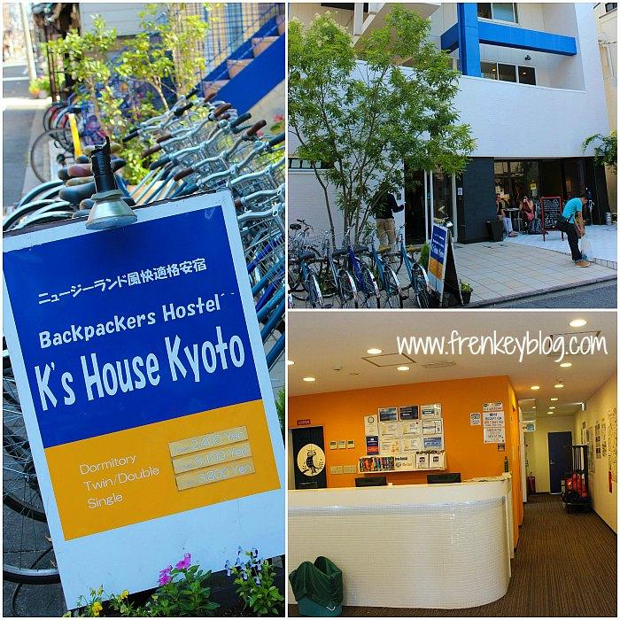 Hostel K's House Kyoto