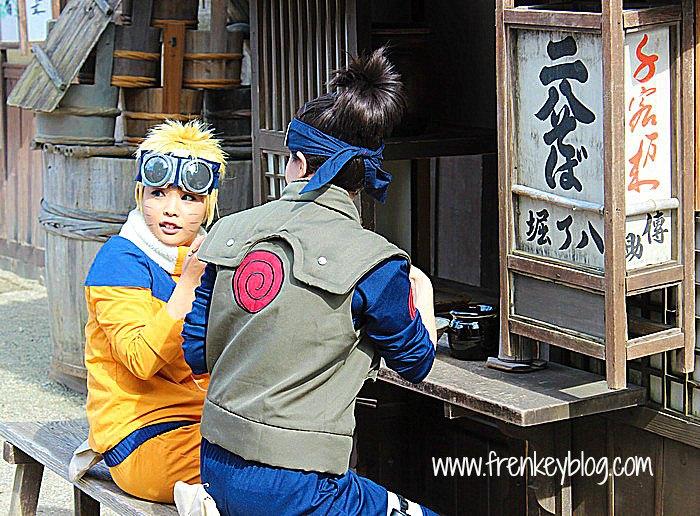 Hari 4 : Ketemu Naruto di Toei Kyoto Studio Park ( Toei Uzumasa Eigamura )