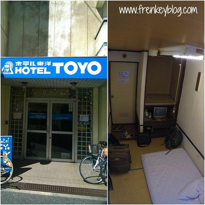 Hotel Toyo di Osaka