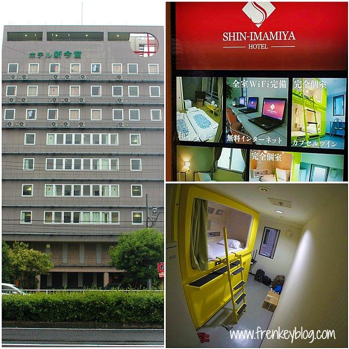 Hotel Shin Imamiya - Osaka
