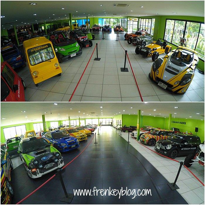 Car Museum @Nong Nooch Pattaya