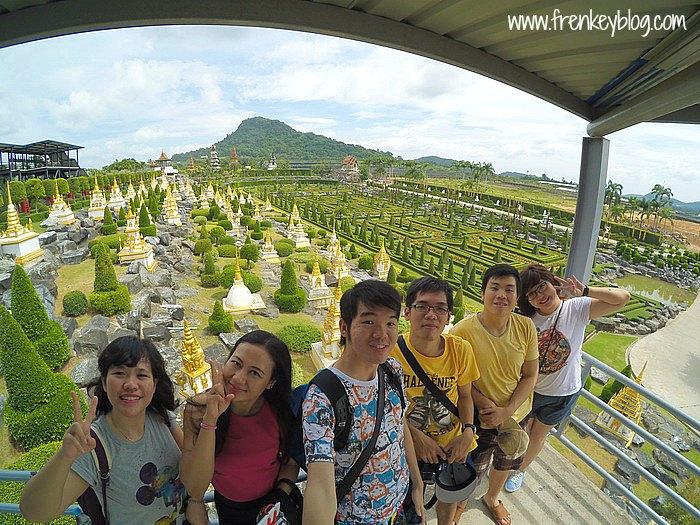 Check In Completed! @Nong Nooch Garden, Pattaya