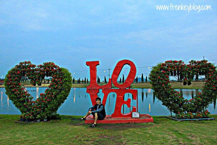 LOVE Sign @Silverlake - Pattaya