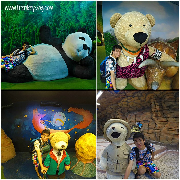Tiket Murah Wisata Teddy Bear Museum Pattaya