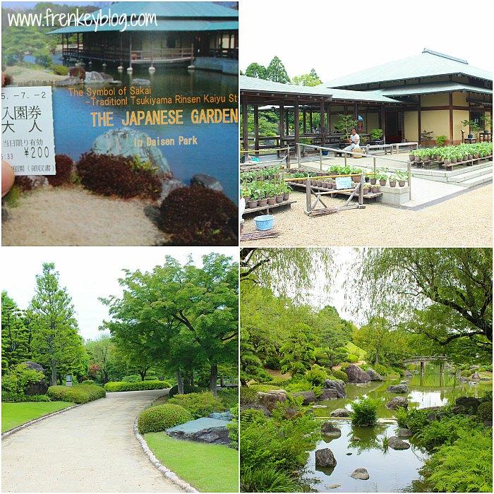Japanese Garden - Daisen Park