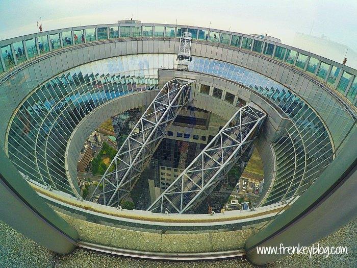 Floating Garden Observatory - Lantai 40 Umeda Sky Building