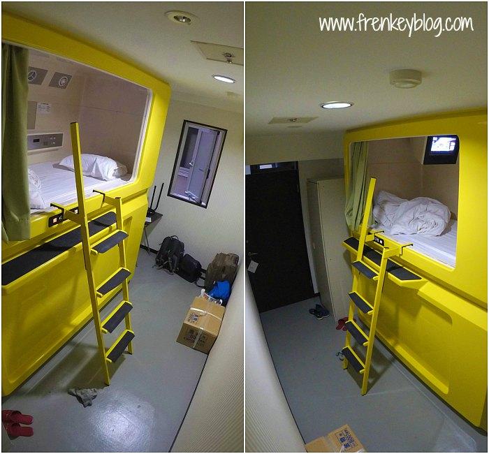 Capsule Room - Hotel Shin Imamiya