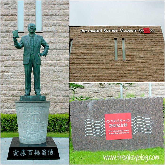 Momofuku Ando - Instant Ramen Museum