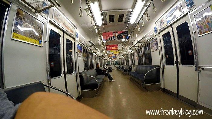Kosong Banget Penumpang nya ke Kansai Airport