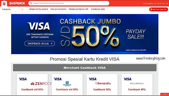 ShopBack – Belanja Online Dapat Cashback, Engga pake Ribet!