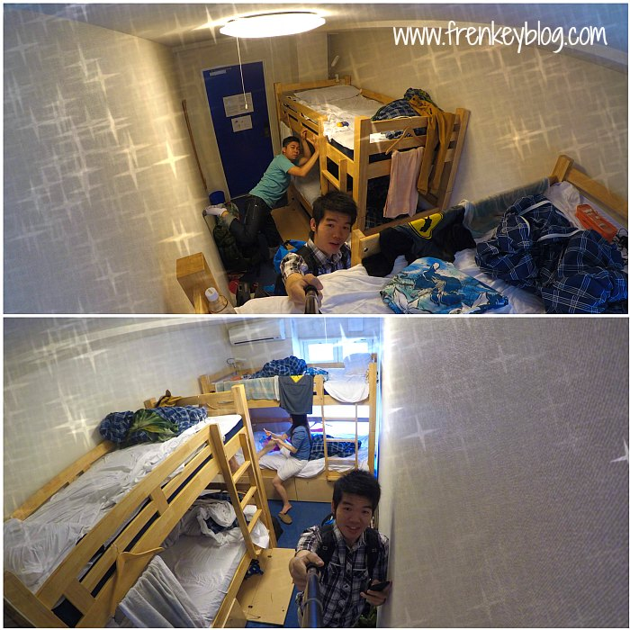 Quadruple Room - Hostel K's House Kyoto