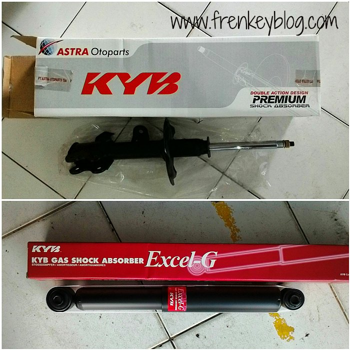 Harga Shock Absorber Kayaba Avanza di Shop and Drive