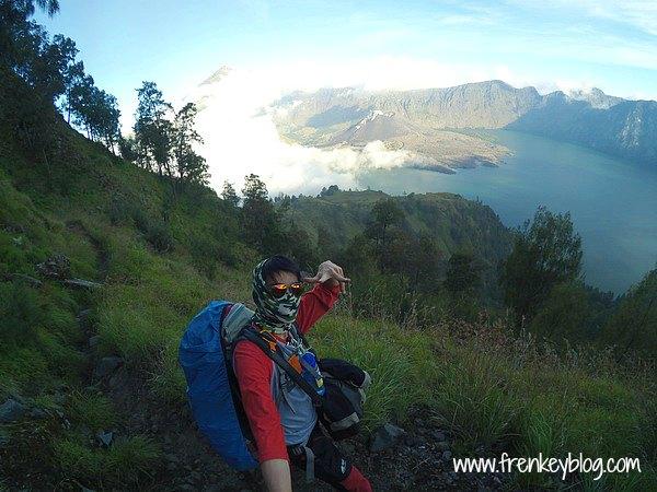 Danau Segara Anak - I am Coming!