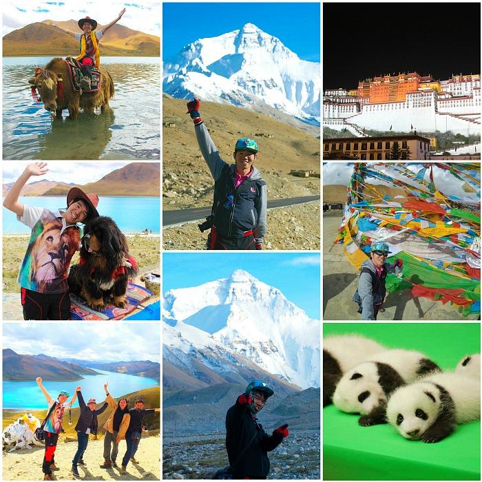 Itinerary ke Chengdu, Tibet dan Everest