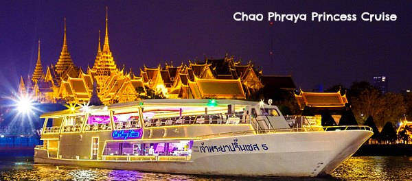Chao Phraya Princess Cruise - Bangkok