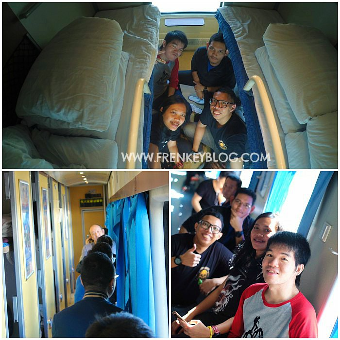 Hari 3 – 4 : Perjalanan Kereta Chengdu ke Lhasa ( Tibet ) selama 46jam