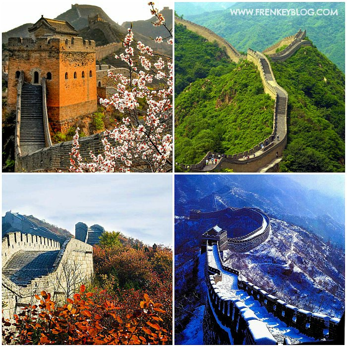 4 Musim Di China ( Spring, Summer, Autumn, Winter )