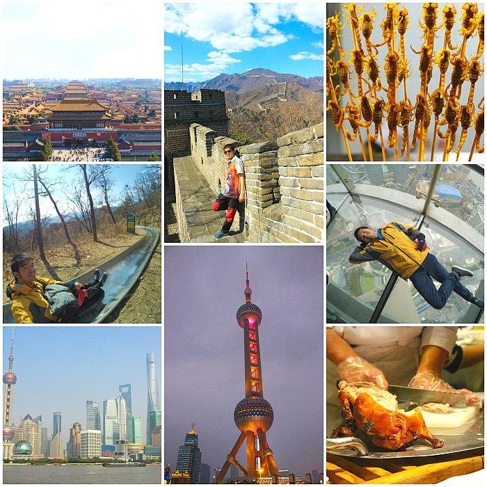 Itinerary Keliling Beijing Shanghai