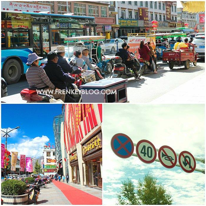 Hari 5 : Tiba di Lhasa, Ibukota Tibet dengan Ketinggian 3656 MDPL